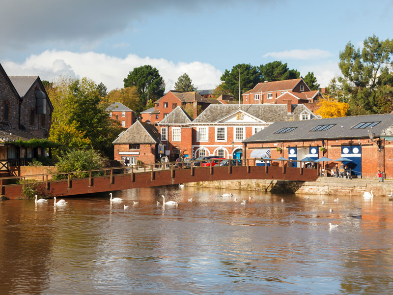Exeter Quayside